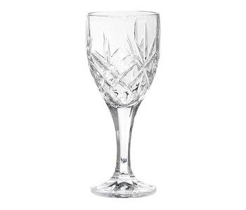 Bloomingville Drinking glass Ø7xH14 cm - Copy