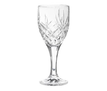 Bloomingville Wijnglas Ø8,5xH20,5 cm
