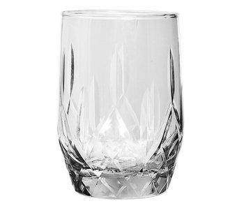 Bloomingville Drinking glass Ø6.5xH9.5 cm