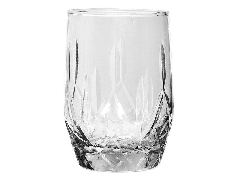 Bloomingville Trinkglas Ø6,5xH9,5 cm