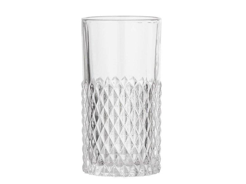 Bloomingville Drinkglas Ø7x14 cm
