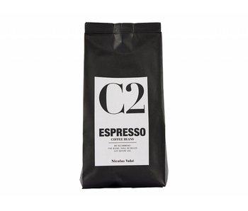 Nicolas Vahé los granos de café express C2