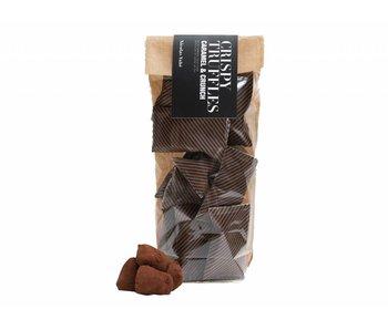 Nicolas Vahé Schokoladen-Trüffel und Caramel Crunch