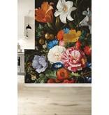 KEK Amsterdam Golden Age Flowers 6 blomstret tapet