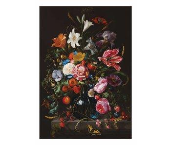 KEK Amsterdam Âge d'or 5 fleurs papier peint à fleurs