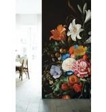 KEK Amsterdam Golden Age Flowers 5 bloemen behang