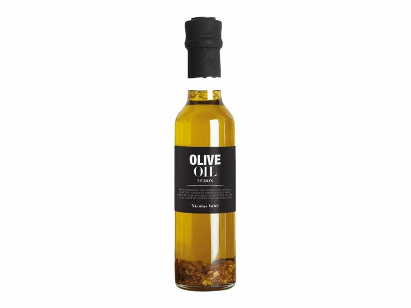 Nicolas Vahé olivenolje sitron