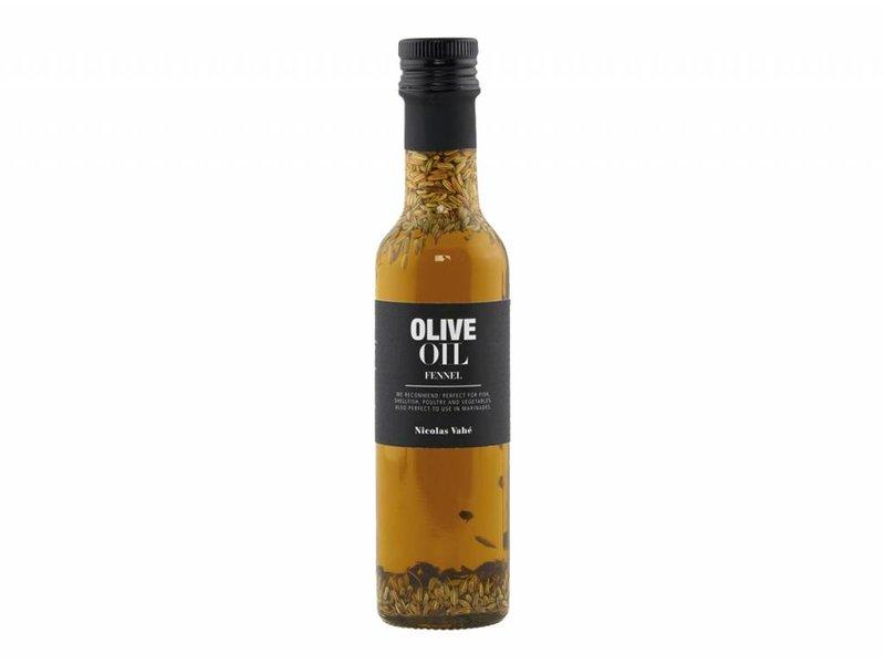 Nicolas Vahé olivenolje fennikel