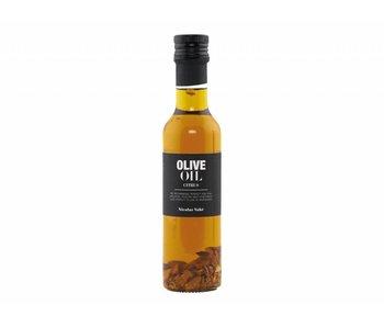 Nicolas Vahé agrumes huile d'olive