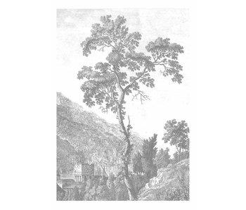 KEK Amsterdam Engraved Landscapes wallpaper
