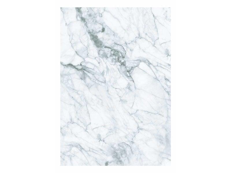 marble wallpaper white gray