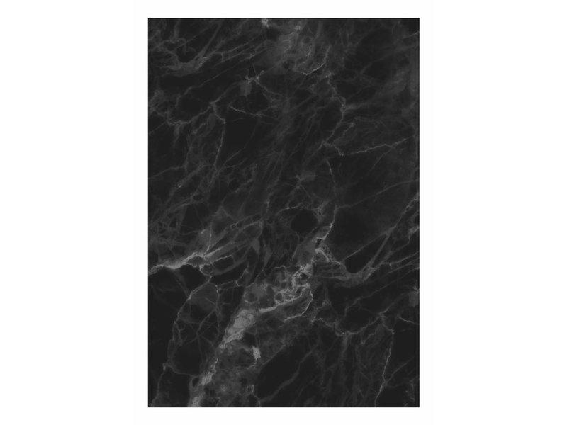grå svart tapet