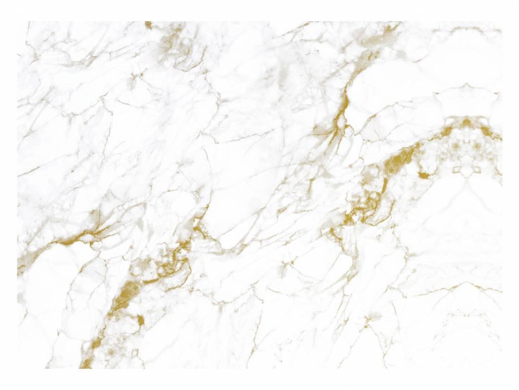 Kek Amsterdam Marble Wallpaper White Gold Living And Co