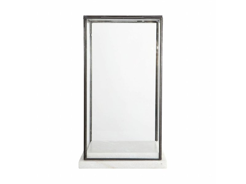 House Doctor Marble showcase glas