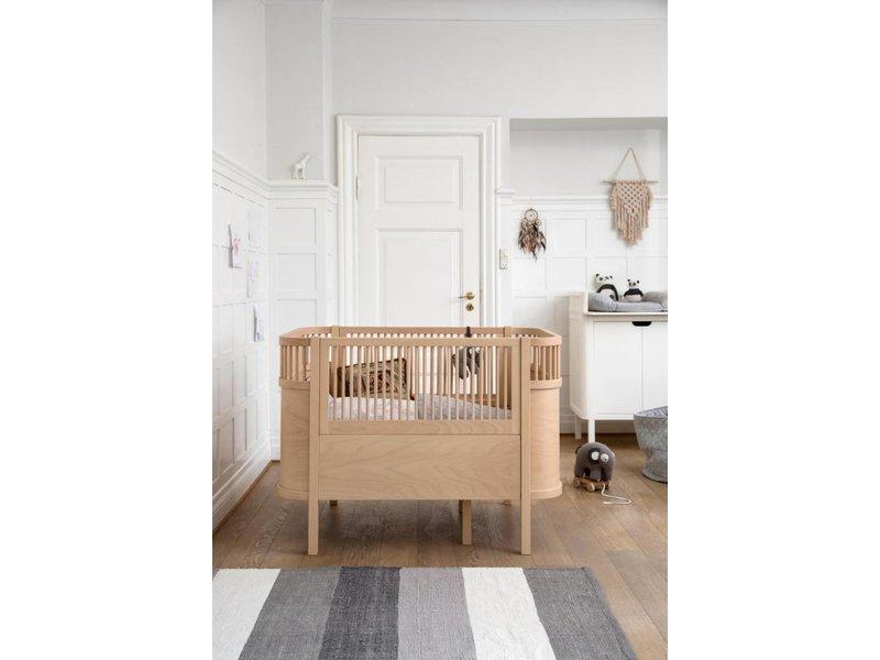 Sebra Bed ledikant hout