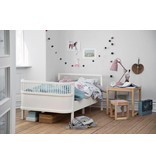 Sebra Bed junior & grow wit