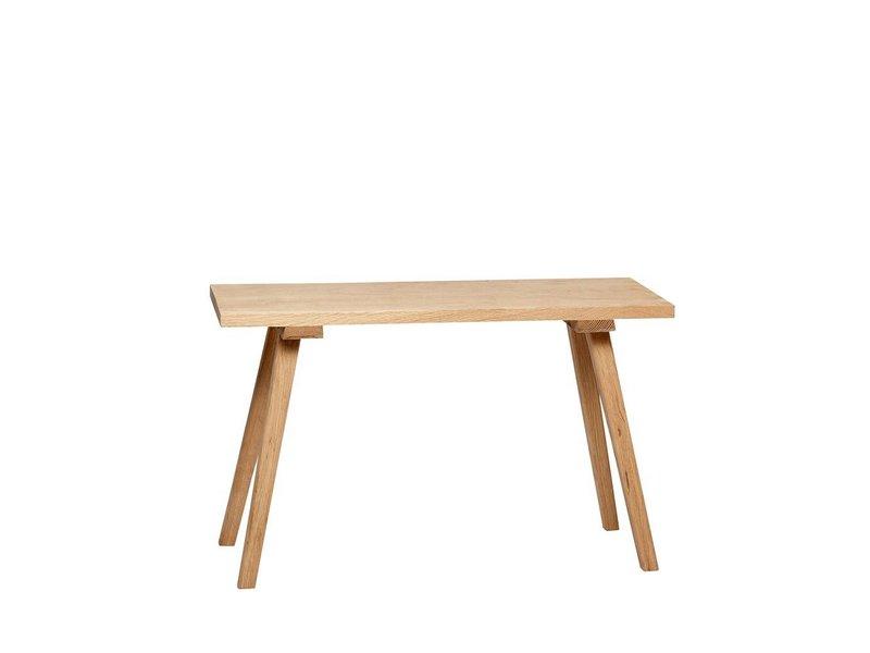 Hübsch Bench Oak Living And Co