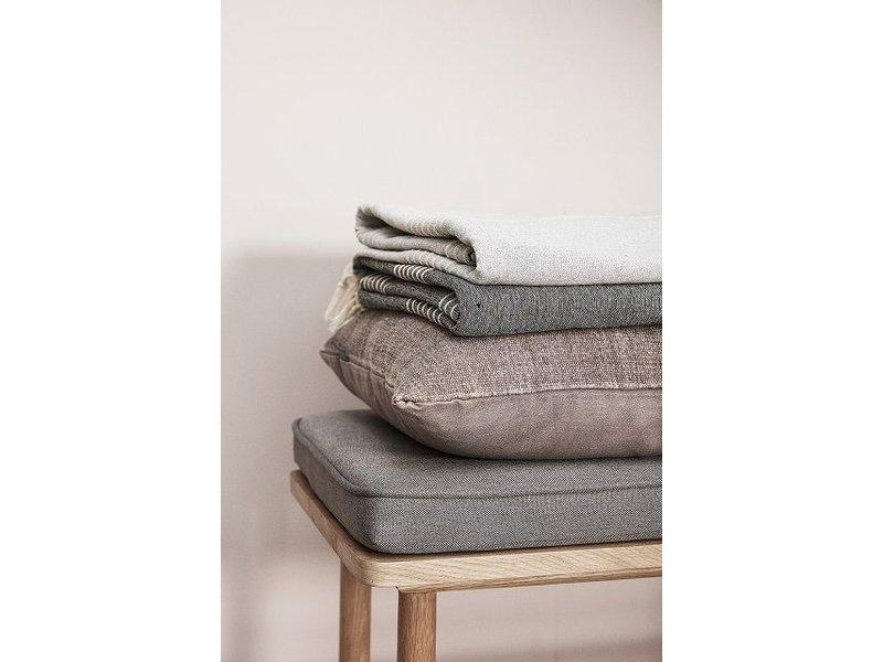 Hubsch Sofa med grå pude