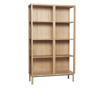 Hubsch Display case wood