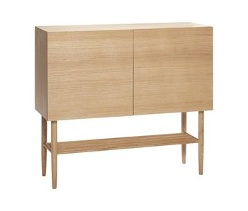 Hubsch Sideboard cabinet wood with doors