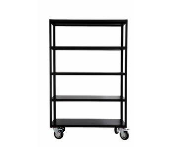 House Doctor Rack trolley cabinet metal