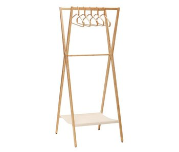 Hubsch Clothes rack with hangers