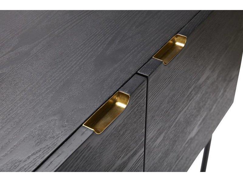 Hubsch Wooden dresser with doors