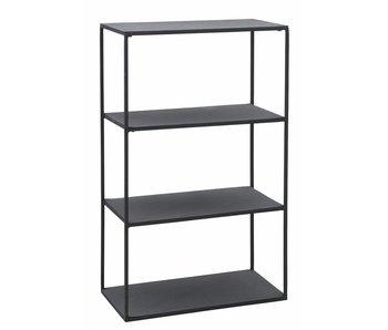 House Doctor Model B rack kabinet jern sort
