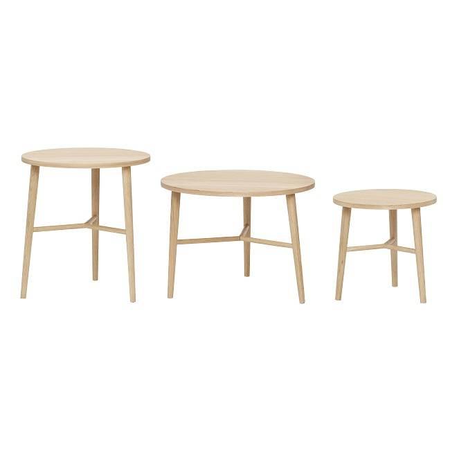 Basse Table 3 Bois Set De Hübsch 9HWDIYE2
