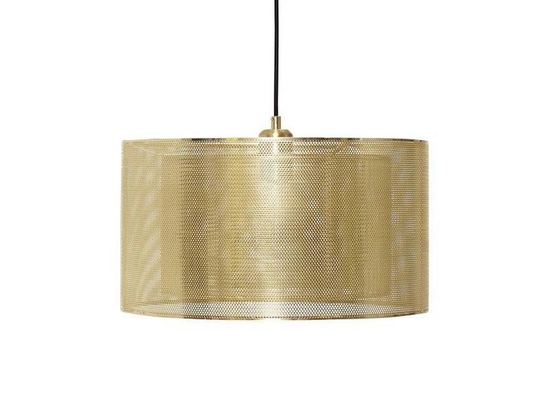 Flott Hübsch hengende lampe messing - LIVING AND CO. BS-21