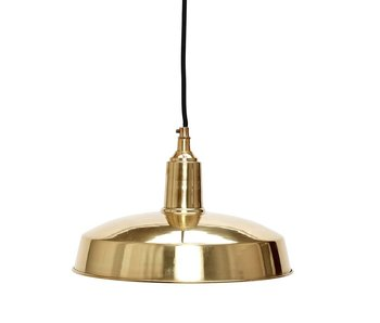 Hubsch Pendant light brass
