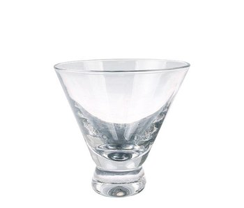 HK-Living Glass martini style - set of 8 pieces