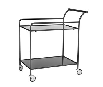 Bloomingville Fin bar trolley sort