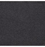 Bloomingville Form Stuhl schwarz - 2er Set