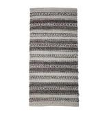 Bloomingville Vloerkleed multikleur polyester