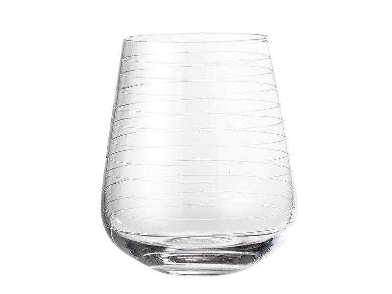 Bloomingville Drinkglas - set van 12 stuks