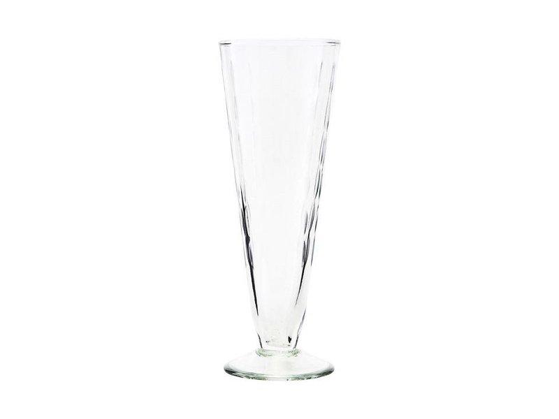 House Doctor Vintage champagneglas Ø7x20cm - uppsättning 12 stycken