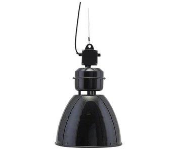 House Doctor Volumen hængelampe sort Ø35cm