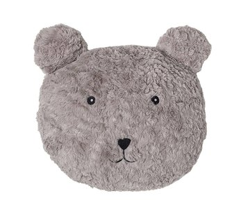 Bloomingville Mini Bear cushion brown