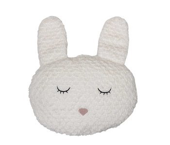 Bloomingville Mini Cushion rabbit white