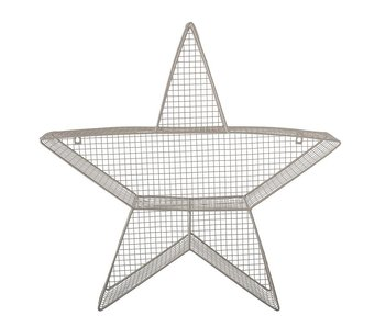 Bloomingville Mini Display box with star shape