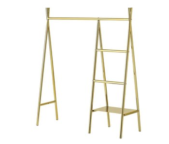 Bloomingville Mini Clothes rack brass