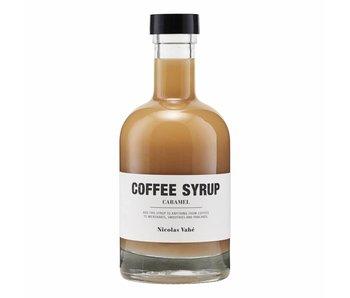 Nicolas Vahé S1 Kaffe karamel sirup 25 cl