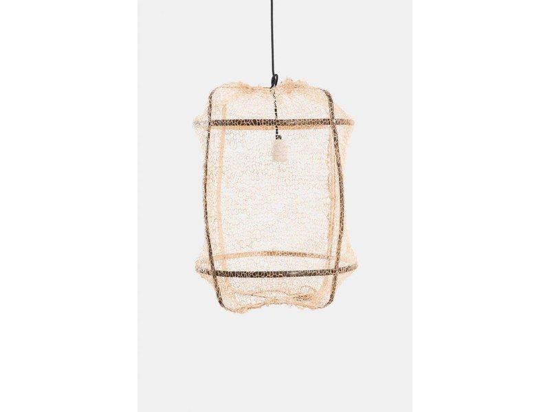 Ay Illuminate Lampen : Ay illuminate z hanging lamp black sisal tea dyed doek living
