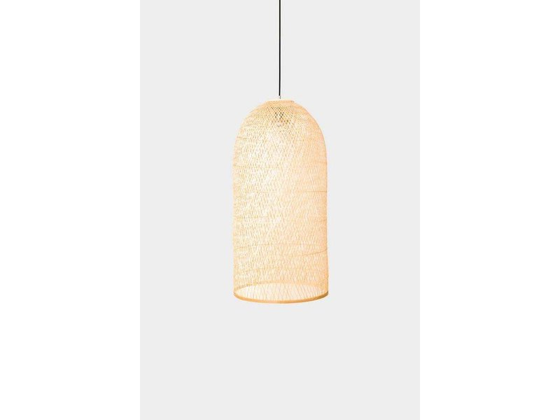 Ay Illuminate Hængelamp Cap lille bambus ø38cm