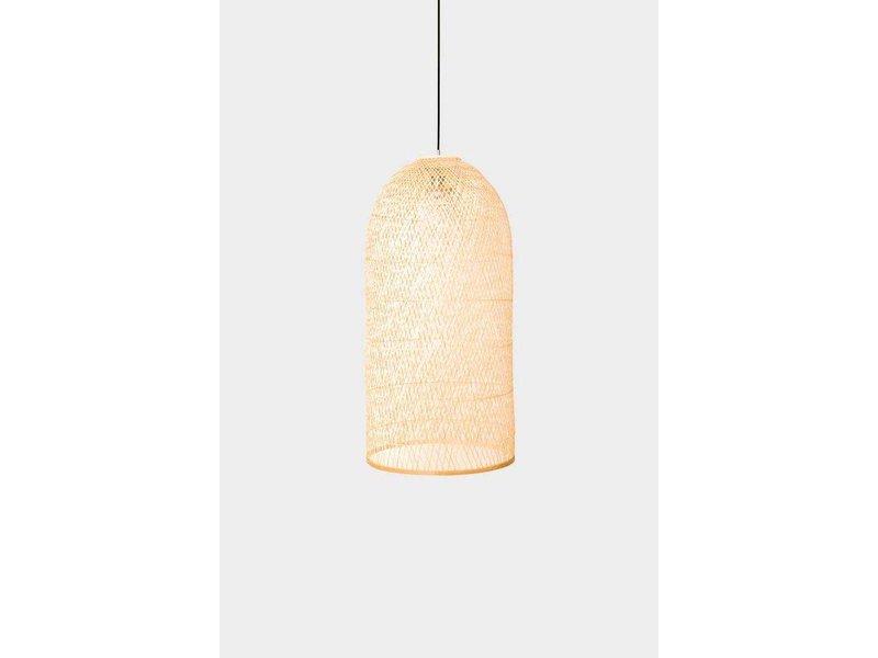 Ay Illuminate Hængelampe Hætte stor bambus ø48cm