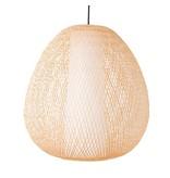 Ay Illuminate Hängeleuchte Twiggy Egg Naturbambus ø60cm