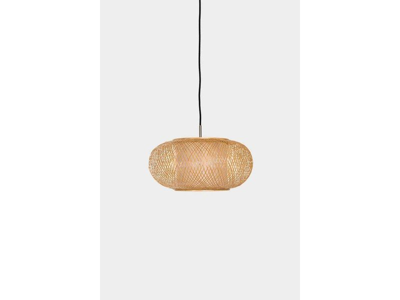 Ay Illuminate Hanglamp Twiggy AL naturel bamboe ø40cm