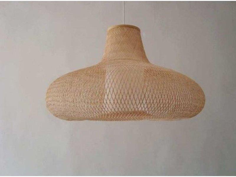 Ay Illuminate Hängelampe May natürlicher Bambus ø70cm