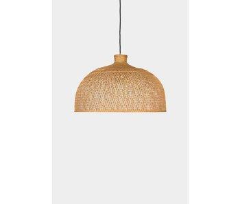 Ay Illuminate Hanging lamp M1 natural bamboo ø75cm
